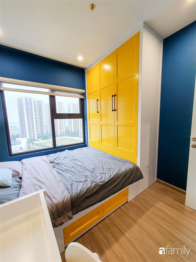 Căn hộ 75m² tràn đầy sức sống với cách phối màu vàng - xanh tinh tế có chi phí hoàn thiện 270 triệu đồng ở Hà Nội-22