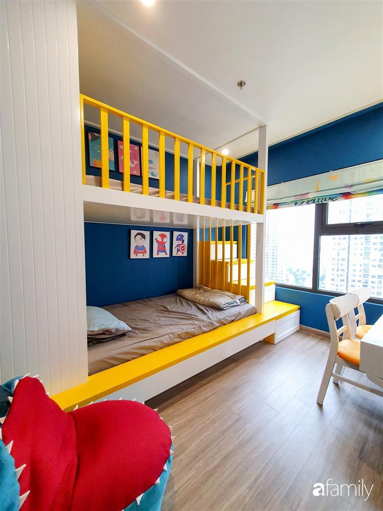 Căn hộ 75m² tràn đầy sức sống với cách phối màu vàng - xanh tinh tế có chi phí hoàn thiện 270 triệu đồng ở Hà Nội-27