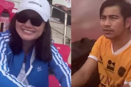 Ngọc Lan âm thầm ra sân ủng hộ, chồng cũ Thanh Bình hỏi 1 câu là đủ hé lộ luôn tình trạng của cả hai hậu
