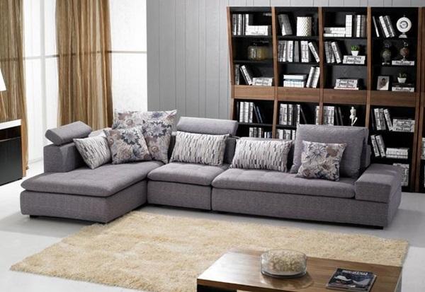 Ghế sofa đặt như thế này thì gia đình giàu sang, tài lộc dồi dào, gia chủ tha hồ đón vượng khí-2