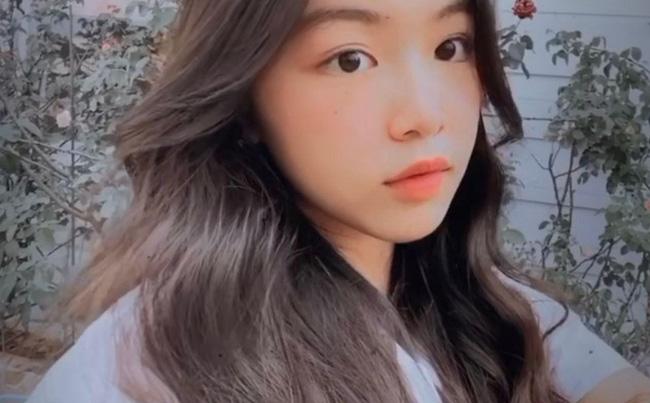 Nhan sắc Thảo Linh - con gái lớn nhà Quyền Linh ngày càng rực rỡ, thu hút vô số fan trên TikTok không thua hot girl nào-1