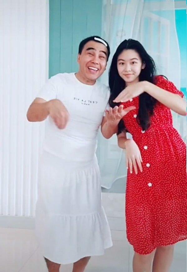 Nhan sắc Thảo Linh - con gái lớn nhà Quyền Linh ngày càng rực rỡ, thu hút vô số fan trên TikTok không thua hot girl nào-3