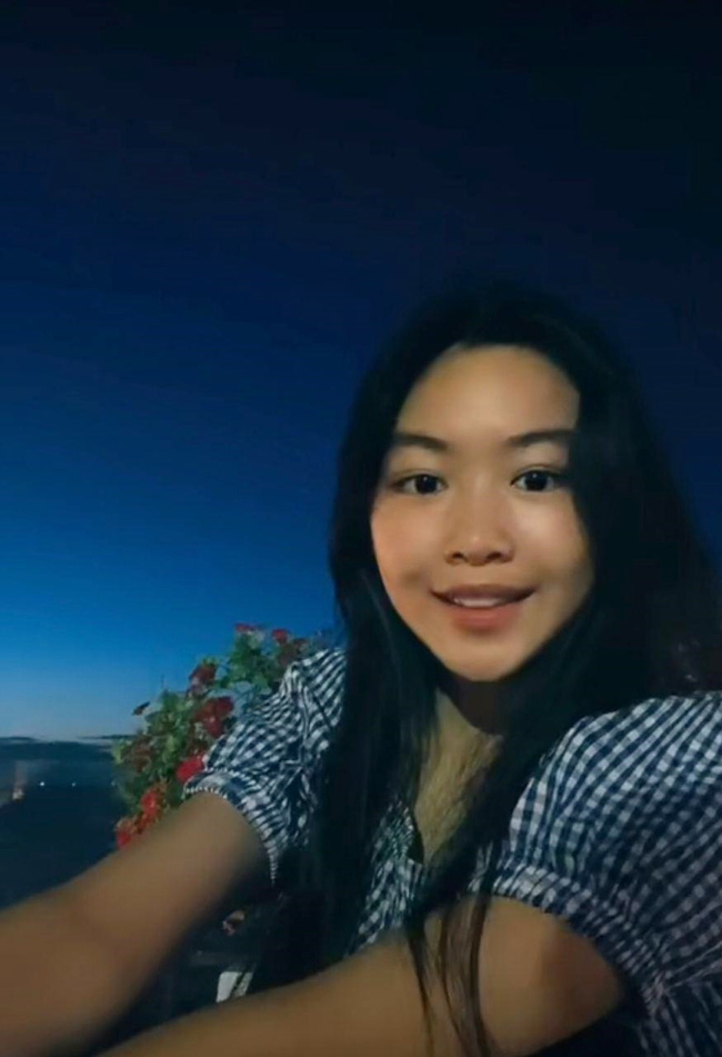 Nhan sắc Thảo Linh - con gái lớn nhà Quyền Linh ngày càng rực rỡ, thu hút vô số fan trên TikTok không thua hot girl nào-7