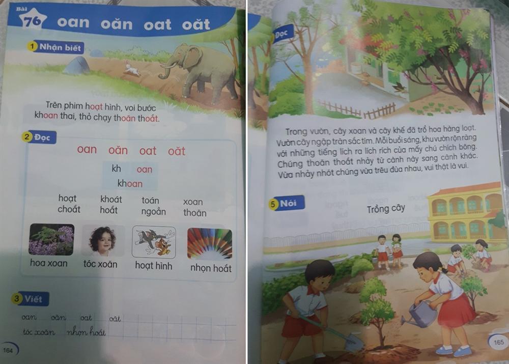 Vì sao giáo viên vất vả dạy trẻ học Tiếng Việt 1?-2