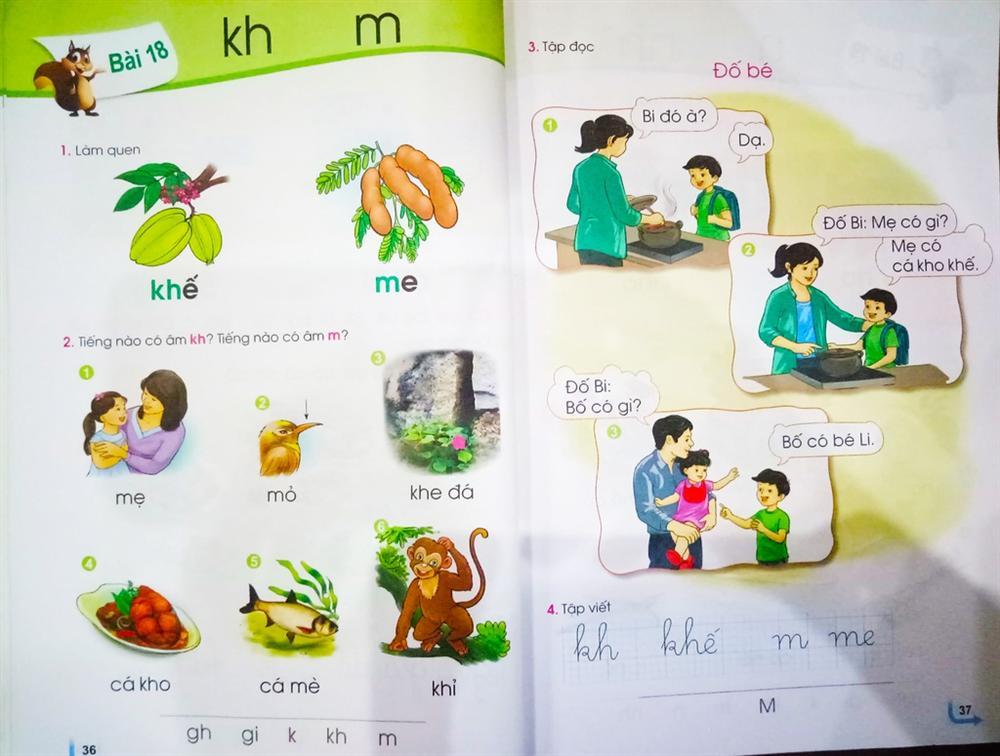 Vì sao giáo viên vất vả dạy trẻ học Tiếng Việt 1?-3