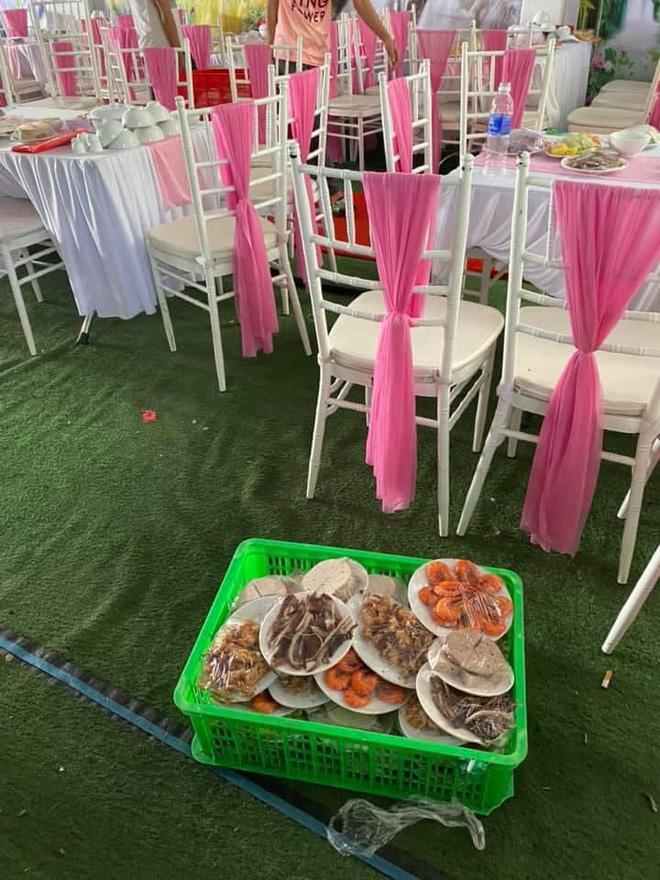 Vụ nhà hàng bị bom 150 mâm cỗ cưới trị giá hơn 200 triệu đồng: Hôm qua cô dâu vẫn đến ăn cơm, hỏi về tình hình cỗ bàn-6