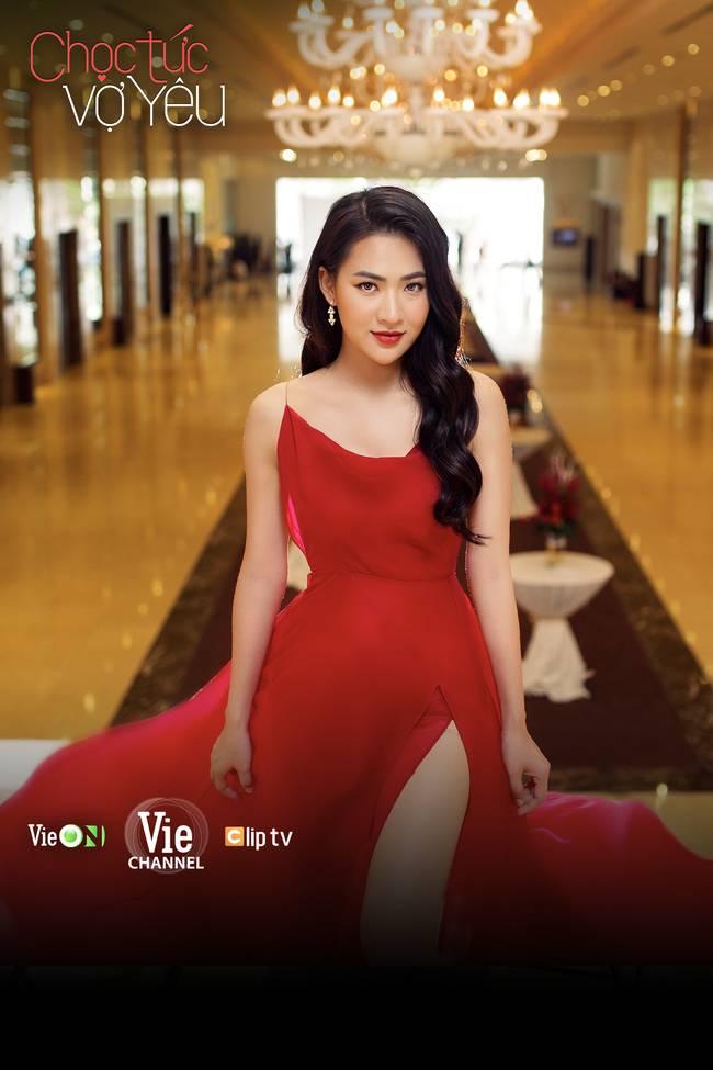 Phim Việt chuyển thể truyện ngôn tình Chọc tức vợ yêu hé lộ nụ hôn khói thuốc lãng mạn đến mức nữ chính nảy sinh cảm xúc thật-3