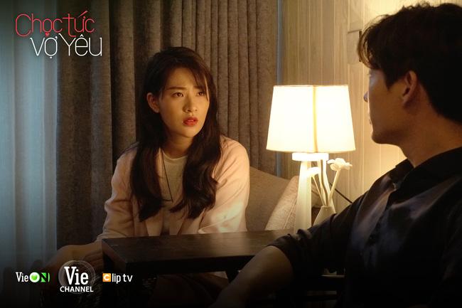 Phim Việt chuyển thể truyện ngôn tình Chọc tức vợ yêu hé lộ nụ hôn khói thuốc lãng mạn đến mức nữ chính nảy sinh cảm xúc thật-6