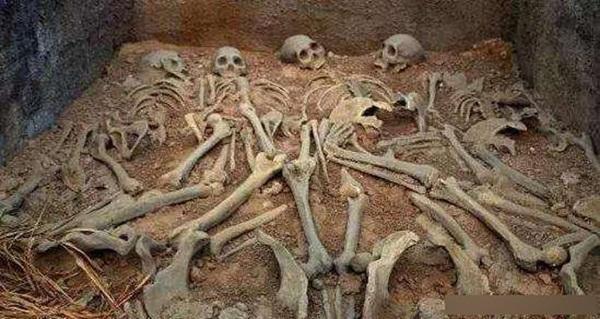 Vì sao những phi tần bị chôn sống cùng Tần Thủy Hoàng đều trong tư thế không khép chân?-5