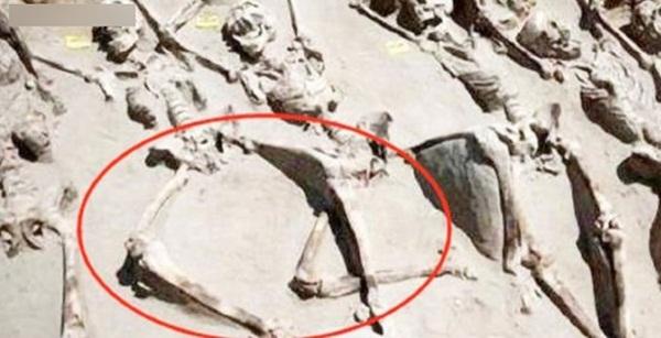 Vì sao những phi tần bị chôn sống cùng Tần Thủy Hoàng đều trong tư thế không khép chân?-6