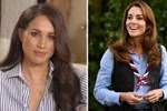 Công nương Kate được khen ngợi vẻ đẹp hoàn mỹ trong lần xuất hiện mới nhất khiến Meghan bị lép vế, cho thấy đẳng cấp hoàn toàn khác biệt-7