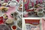 Diễn biến mới vụ bùng 150 mâm cỗ cưới: Nhà hàng ở Điện Biên chính thức lên tiếng về tin nhắn họ đổi sang ăn chiều-6