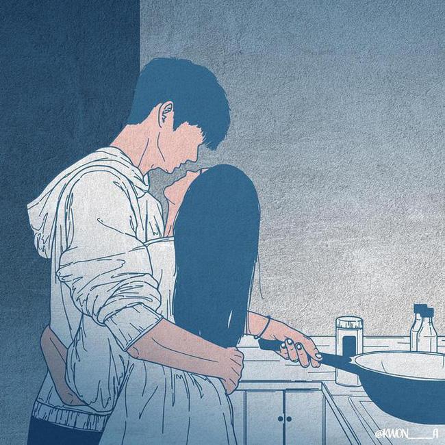 Có 2 từ bí mật này thì phụ nữ lo giữ mình còn khó, hơi sức đâu mà lo chuyện... giữ chồng!-3
