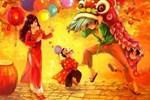 Ngôi làng chỉ cách Hà Nội 20km nhưng mỗi năm tổ chức thổi lửa, múa sư tử suốt 3 đêm để đón Trung thu, lộ ra khung cảnh siêu hùng tráng mà ai cũng ước được dự một lần-14