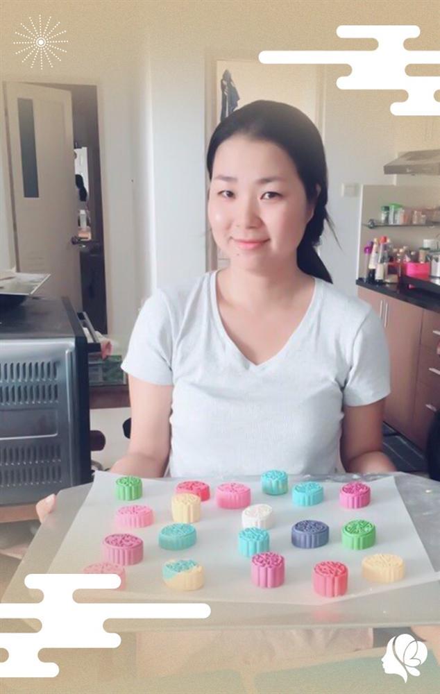 Bỏ việc ở nhà làm bánh, tạo ra bánh Trung thu vẽ tay, 8X Sài Gòn kiếm 60 triệu/tháng-3
