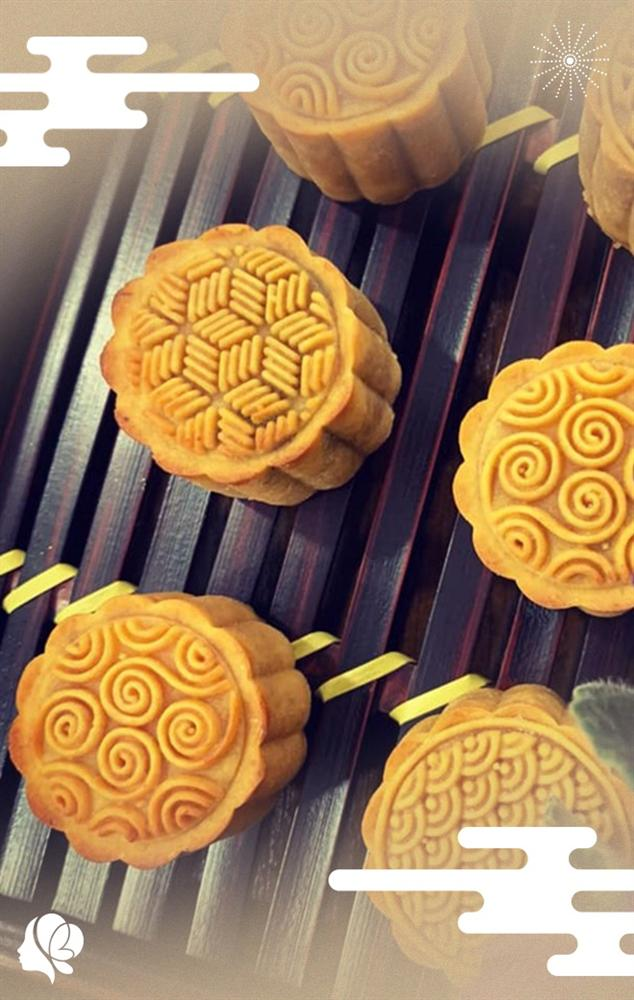 Bỏ việc ở nhà làm bánh, tạo ra bánh Trung thu vẽ tay, 8X Sài Gòn kiếm 60 triệu/tháng-4