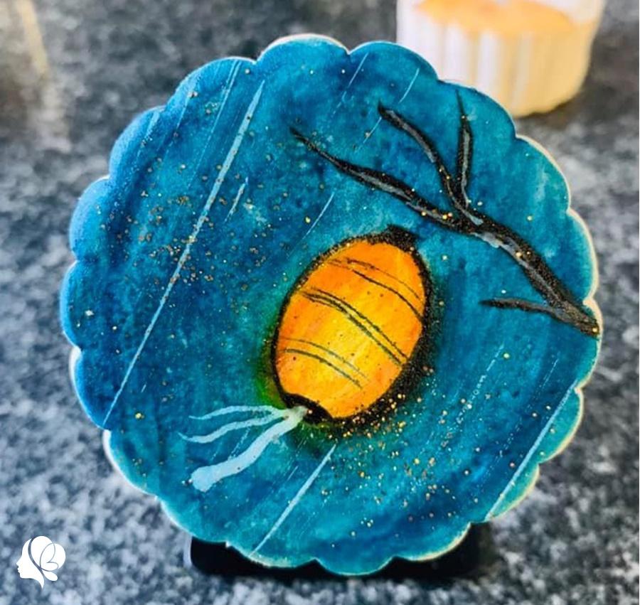 Bỏ việc ở nhà làm bánh, tạo ra bánh Trung thu vẽ tay, 8X Sài Gòn kiếm 60 triệu/tháng-5