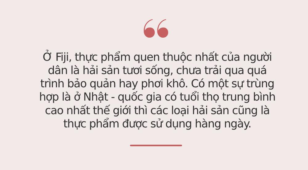 Trên thế giới, có duy nhất một quốc gia chưa bao giờ có bệnh nhân bị ung thư: Bí quyết của họ gói gọn trong 4 món ăn mà người Việt có rất nhiều-5