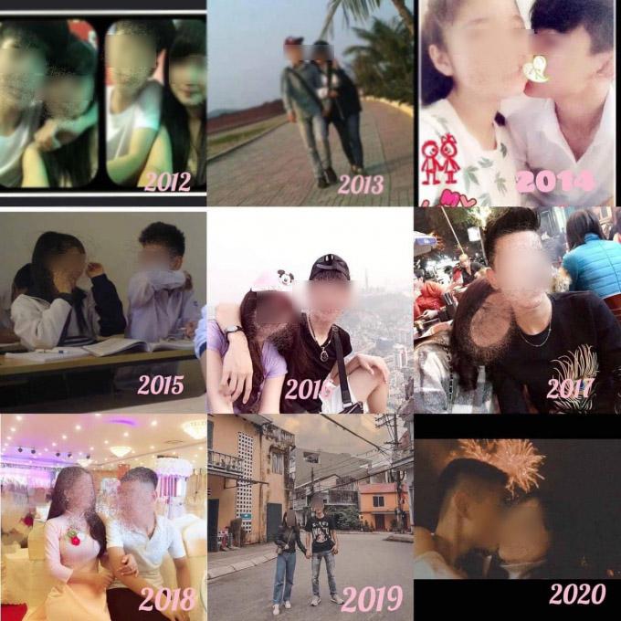 Yêu nhau 9 năm sắp cưới, cô gái đau đớn bị bạn trai cắm sừng ngay trước đêm Trung thu-2