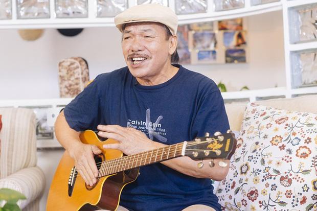 Nhạc sĩ Trần Tiến phát hiện bị ung thư vòm họng giai đoạn 4-1