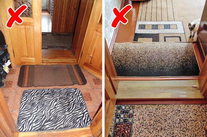 10 sai lầm trong trang trí khiến ngôi nhà trông rẻ tiền và lộn xộn-1
