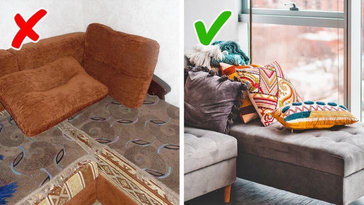 10 sai lầm trong trang trí khiến ngôi nhà trông rẻ tiền và lộn xộn-4