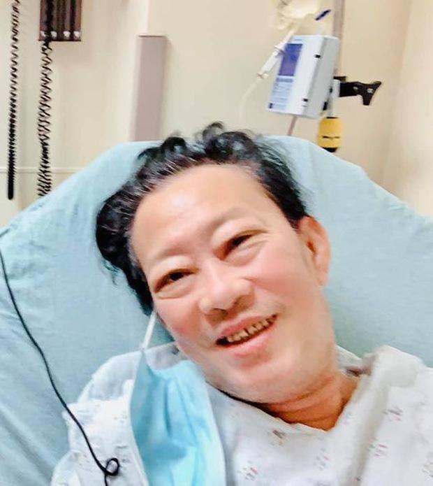 Nhập viện mổ nghẽn mạch máu, nhạc sĩ Lê Quang phải phẫu thuật cắt chân phải do nhiễm trùng-1