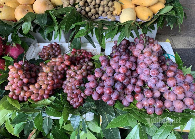 Thái Lan cảnh báo trái cây Trung Quốc rủi ro tồn dư thuốc sâu-1
