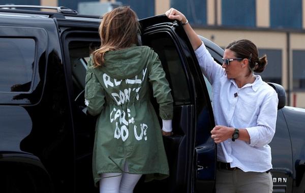 Sau khi thông báo nhiễm Covid-19, bà Melania Trump lộ đoạn ghi âm thể hiện sự chán chường và giận dữ vì áp lực làm Đệ nhất phu nhân Mỹ-2