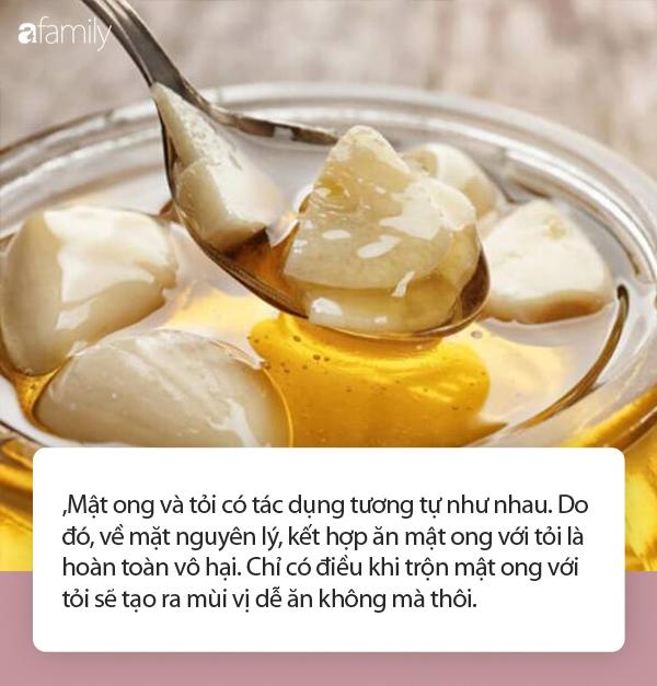 Tỏi ngâm mật ong: Món đồ uống được coi là thần dược cho sức khỏe và thời điểm uống tốt nhất để phòng trị bệnh hiệu quả nhất-2