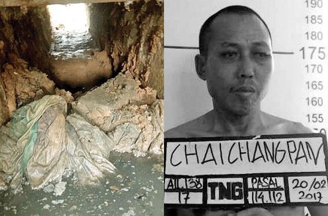 Hành trình 8 tháng đào hầm vượt ngục táo tợn như phim của tử tù ma túy-1