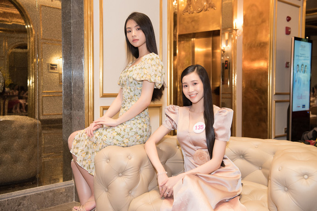 Top 60 Hoa hậu Việt Nam 2020 lần đầu hội ngộ đông đủ, đọ sắc cực gắt cùng khung hình: Nhìn là hiểu đấu trường visual năm nay đáng gờm thế nào!-5