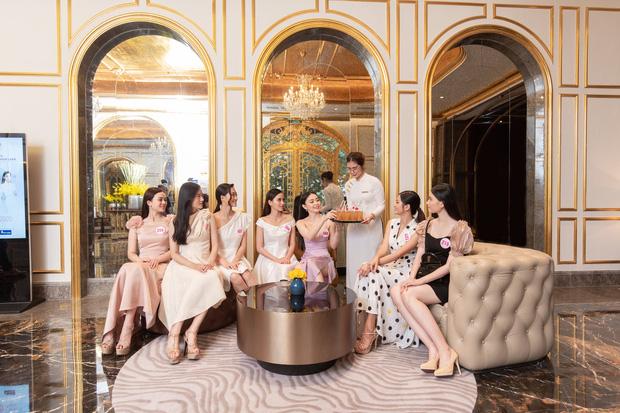 Top 60 Hoa hậu Việt Nam 2020 lần đầu hội ngộ đông đủ, đọ sắc cực gắt cùng khung hình: Nhìn là hiểu đấu trường visual năm nay đáng gờm thế nào!-3