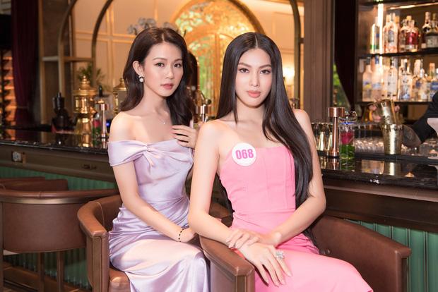 Top 60 Hoa hậu Việt Nam 2020 lần đầu hội ngộ đông đủ, đọ sắc cực gắt cùng khung hình: Nhìn là hiểu đấu trường visual năm nay đáng gờm thế nào!-7