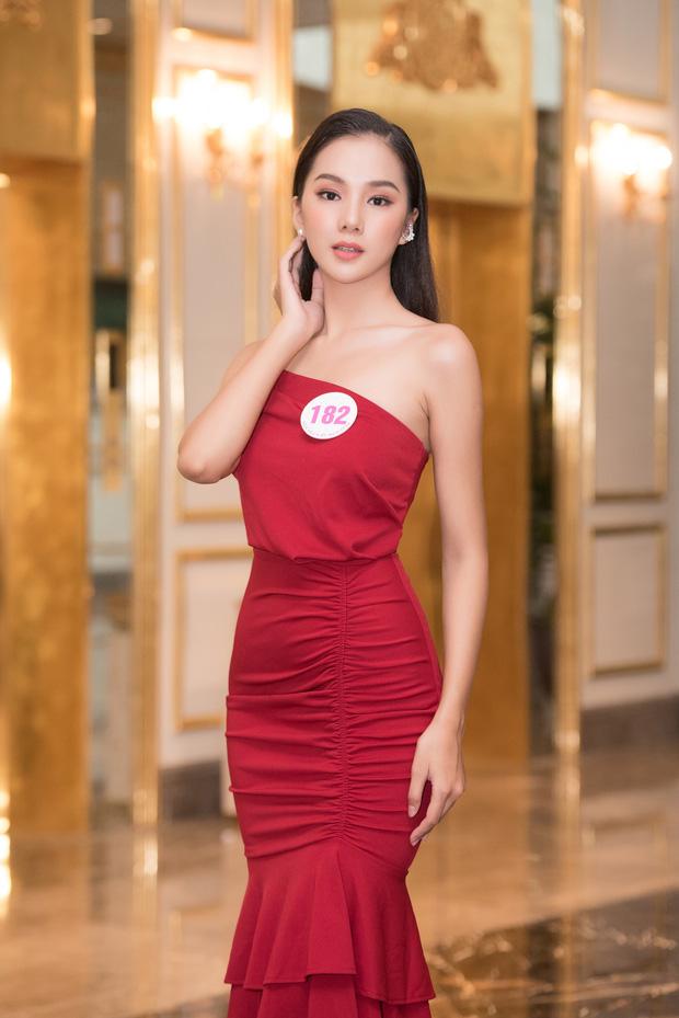 Top 60 Hoa hậu Việt Nam 2020 lần đầu hội ngộ đông đủ, đọ sắc cực gắt cùng khung hình: Nhìn là hiểu đấu trường visual năm nay đáng gờm thế nào!-12