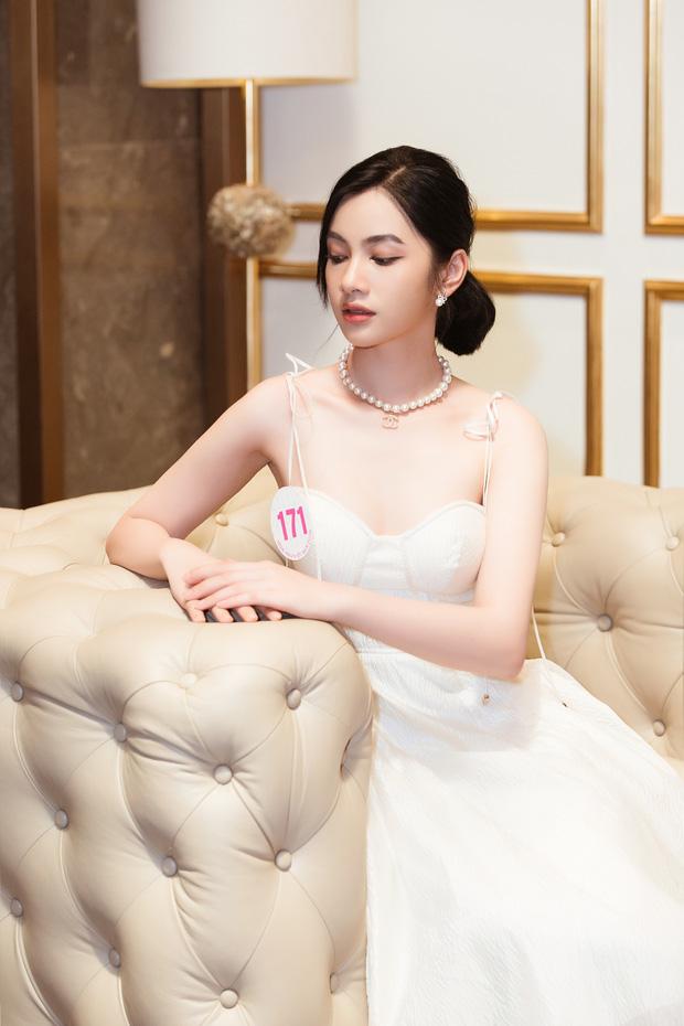 Top 60 Hoa hậu Việt Nam 2020 lần đầu hội ngộ đông đủ, đọ sắc cực gắt cùng khung hình: Nhìn là hiểu đấu trường visual năm nay đáng gờm thế nào!-8