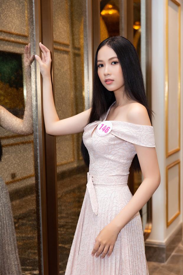 Top 60 Hoa hậu Việt Nam 2020 lần đầu hội ngộ đông đủ, đọ sắc cực gắt cùng khung hình: Nhìn là hiểu đấu trường visual năm nay đáng gờm thế nào!-10