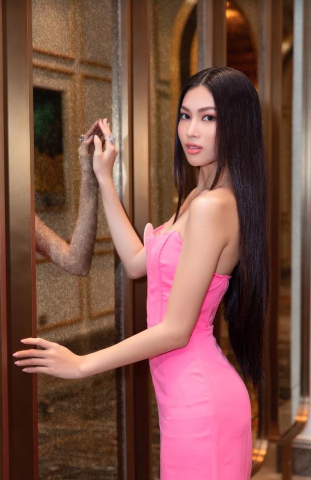 Top 60 Hoa hậu Việt Nam 2020 lần đầu hội ngộ đông đủ, đọ sắc cực gắt cùng khung hình: Nhìn là hiểu đấu trường visual năm nay đáng gờm thế nào!-9