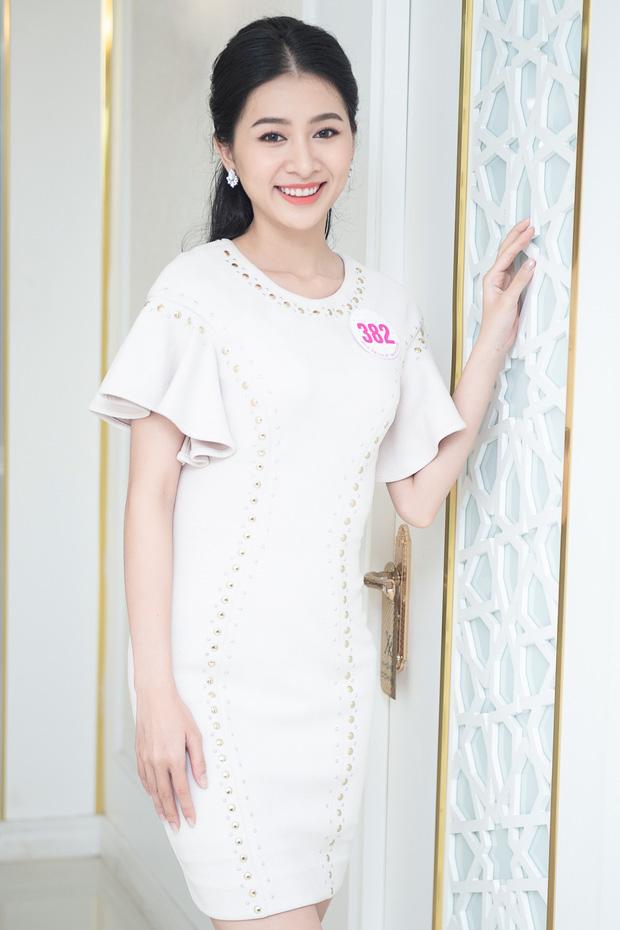 Top 60 Hoa hậu Việt Nam 2020 lần đầu hội ngộ đông đủ, đọ sắc cực gắt cùng khung hình: Nhìn là hiểu đấu trường visual năm nay đáng gờm thế nào!-11