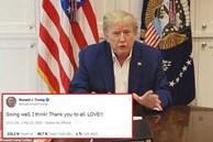 Tổng thống Donald Trump cập nhật tình hình sức khỏe của bản thân và hài hước nhắc đến Đệ nhất phu nhân Mỹ