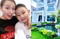 Sinh ra ở 'vạch đích', quý tử điển trai nhà Lã Thanh Huyền vừahọc giỏi lại tự giác làm việc nhà, mẹ nhàn tênh vì khéo dạy con!
