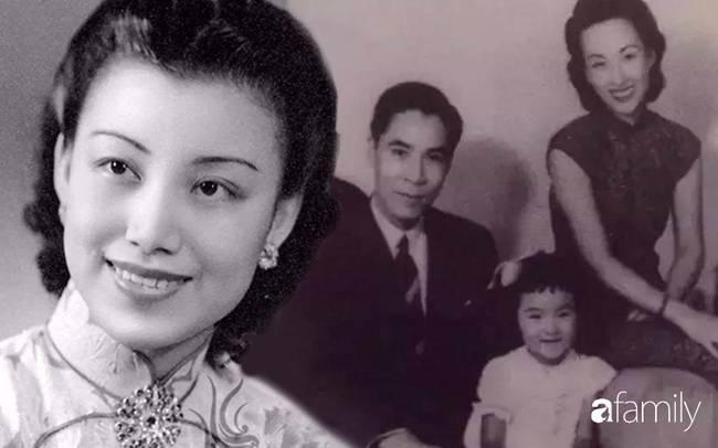 Đệ nhất mỹ nhân Thượng Hải ly hôn ngay khi biết chồng ngoại tình, vì không muốn bị ép hôn lần nữa mà cưới vội chồng hai và cái kết ngoài sức tưởng tượng-1