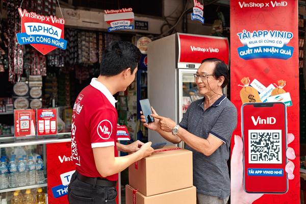 Vingroup ra mắt ứng dụng VinShop-1