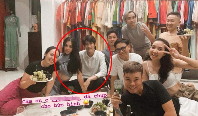 Hoa hậu Tiểu Vy đang hẹn hò với người tình của Mỹ Tâm?-1