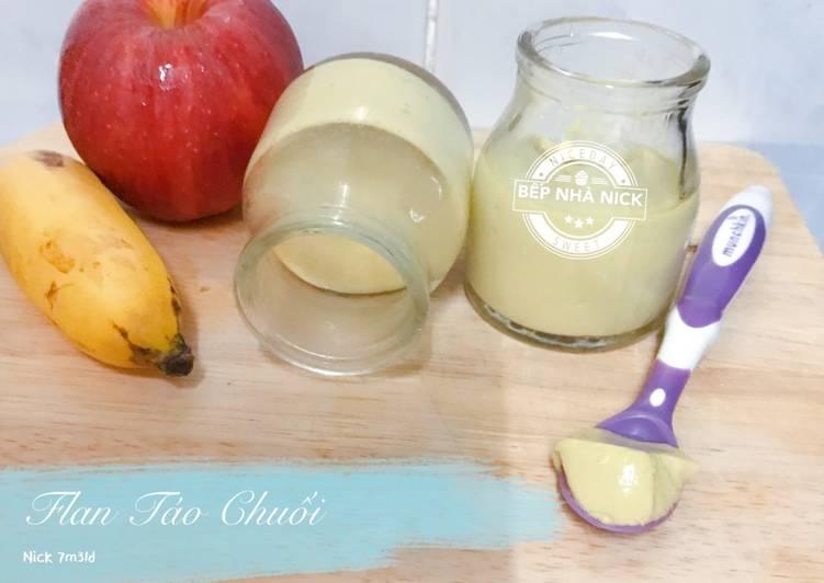 Cách làm bánh flan cho bé ăn dặm thơm ngon, bổ dưỡng lại dễ dàng thực hiện-3