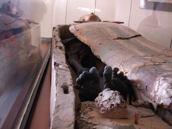 Xác ướp Công chúa Ba Tư: Vụ lừa đảo khảo cổ động trời nhất lịch sử hiện đại, sự thật phía sau thì tàn nhẫn đến khủng khiếp-1