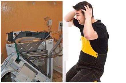 Sử dụng máy giặt không đúng cách có thể phát nổ? Nguyên nhân đến từ vị trí đặt trong nhà