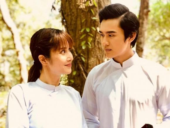 Chồng kém 9 tuổi của diễn viên Thảo Trang: Dung mạo rực rỡ, thân hình sáu múi cuồn cuộn-12