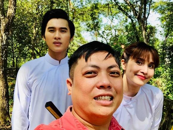Chồng kém 9 tuổi của diễn viên Thảo Trang: Dung mạo rực rỡ, thân hình sáu múi cuồn cuộn-13