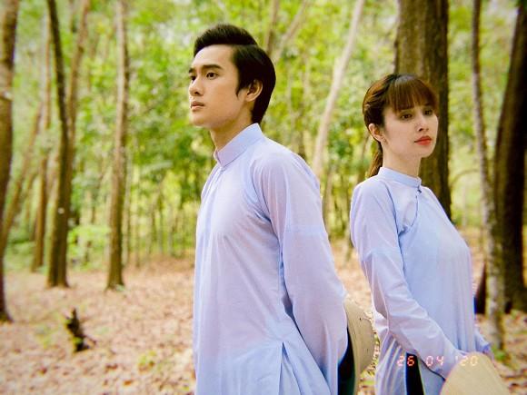 Chồng kém 9 tuổi của diễn viên Thảo Trang: Dung mạo rực rỡ, thân hình sáu múi cuồn cuộn-14